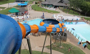 Up to 42% Off Visit to Water Park with Slides and Wave Pool at Wild River Country, plus 6.0% Cash Back from Ebates.
