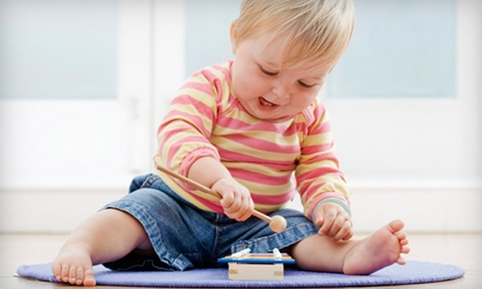 Kindermusik Discovery - Norberry: $10 for a 45-Minute Child-and-Parent Playdate at Kindermusik Discovery ($25 Value)