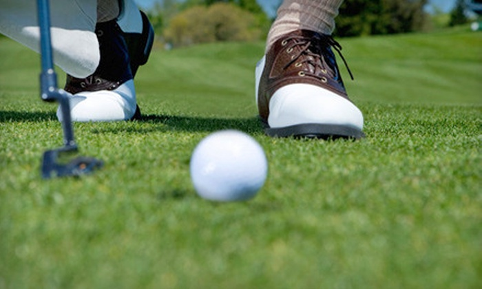 Healdsburg Golf Club - Healdsburg: Nine-Hole Golf Outing for Two or Four with Range Balls and Lunch at Healdsburg Golf Club (Up to Half Off)