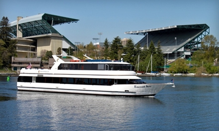 Waterways Cruises - Wallingford: $24 for a Happy Hour Cruise from Waterways Cruises ($48.85 Value)