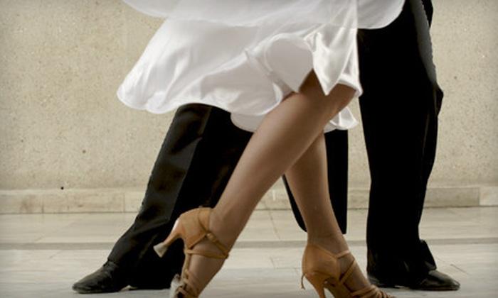 Michiana Dance - Mishawaka: $49 for Two Private Dance Lessons for Two at Michiana Dance in Mishawaka (Up to $110 Value)