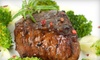 Up to 49% Off Dinner for Two at Max & Sam's Bar & Grill in St. Petersburg