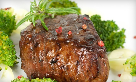 5-Course Dinner for 2 (up to a $100 value) - Max & Sam's Bar & Grill in Saint Petersburg