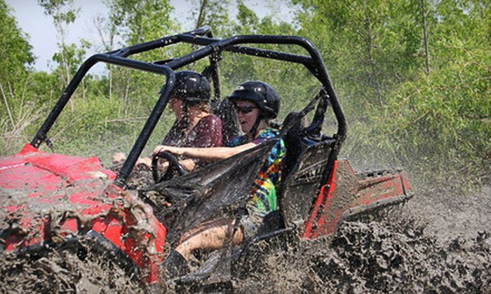ATV Swamp Tour - Hahnville: Weekday or Weekend ATV Adventure from ATV Swamp Tours in LaPlace (Up to Half Off)