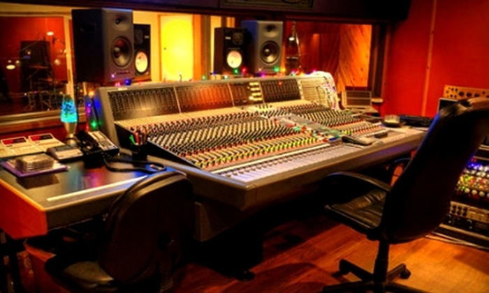 Wonk Entertainment - Kansas City: $200 for a Five-Hour Recording Session and Demo Track on CD at Wonk Entertainment