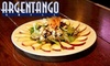 Argentango - Parkside: $20 for $40 Worth of Authentic Argentinean Fare and Drinks at Argentango Grill