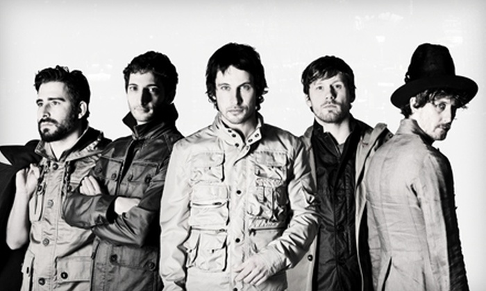 Sam Roberts Band - Hillurst: One Ticket to See Sam Roberts Band at Southern Alberta Jubilee Auditorium on October 25. Two Options Available.