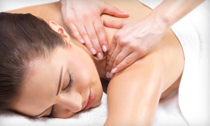 The Massage Suite - Flower Mound: $40 for a 60-Minute Massage Package at The Massage Suite in Flower Mound (Up to $95 Value)