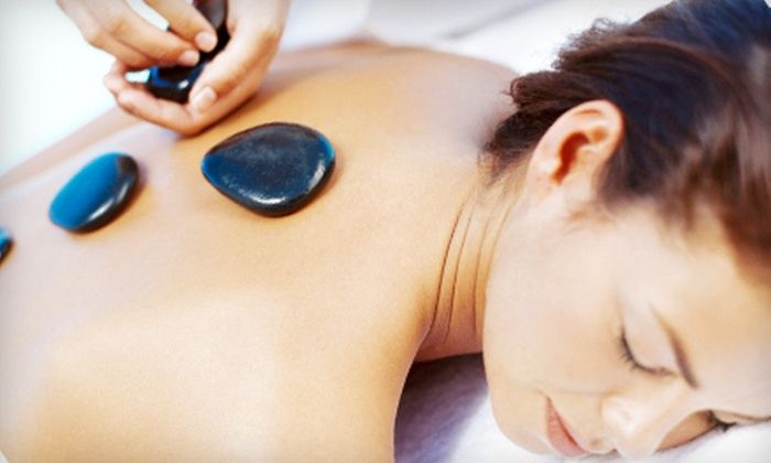 Zen Spa - The Elms: One-Hour Signature Hot-Stone Massage for One or Two at Zen Spa at the DoubleTree Hotel