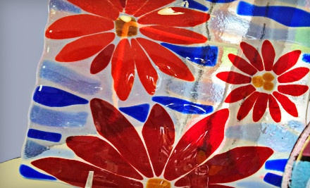 2-Hour, BYOB Advanced Glass-Fusing Class: Wed., June 20, 6PM (a $48 value) - Do It Yourself Crafts in Homewood