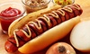 Firewürst - Multiple Locations: $12 for $20 Worth of Sausages and Burgers at Firewürst