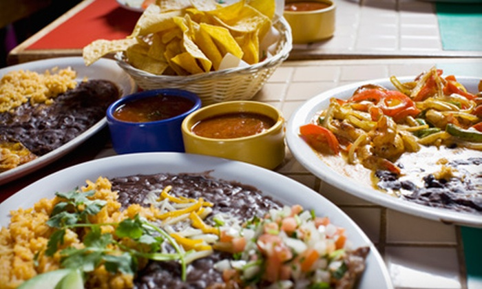Urban Cantina - Downtown: $20 for a Mexican Dinner with an Appetizer and Entrees for Two at Urban Cantina (Up to $40 Value)
