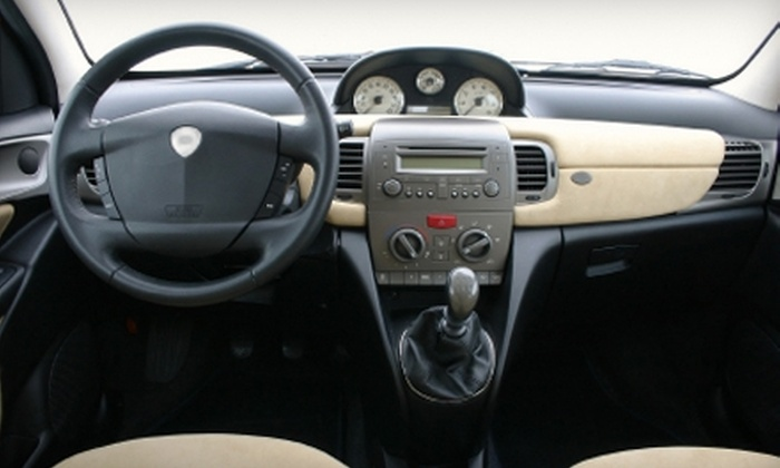 Longhorn Motors 2 - San Angelo: $59 for a Full Interior/Exterior Car Detail at Longhorn Motors 2 ($150 Value)