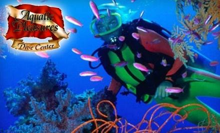 Aquatic Pleasures Dive Center - Aquatic Pleasures Dive Center in Kings Mountain