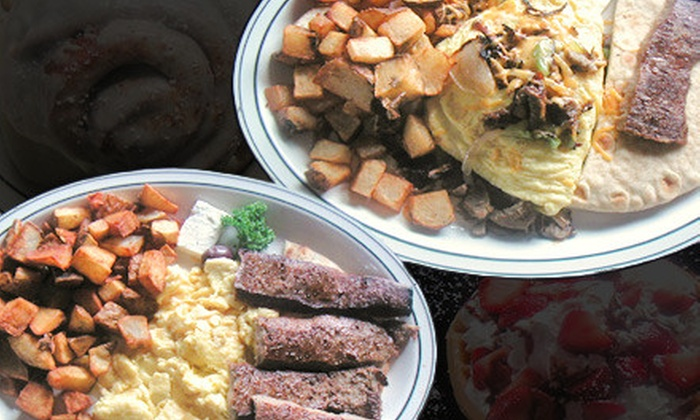 The Armenian Cafe - Carlsbad: $25 for a Mediterranean Breakfast for Two at The Armenian Cafe in Carlsbad (Up to $51.30 Value)