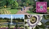 Oregon Garden - Silverton: Membership at Oregon Garden in Silverton. Choose Between Two Options.