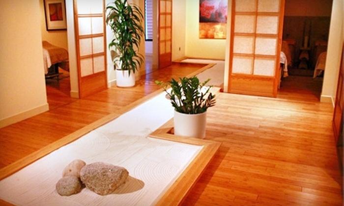Amatsu Spa at The Sky Lodge - Park City: $30 for $60 Worth of Spa Services at Amatsu Spa at The Sky Lodge in Park City