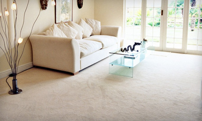 Capitol City Carpet Cleaners - Lexington: $49 for Carpet Cleaning on Three Areas from Capitol City Carpet Cleaners ($115 Value)