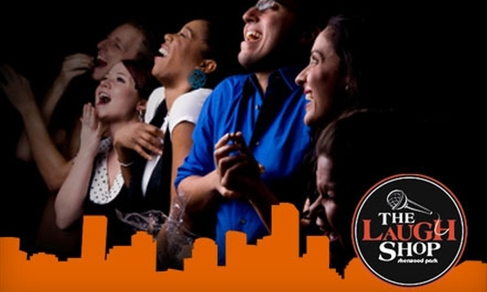 The Laugh Shop - Sherwood Park: $10 for One Ticket to The Laugh Shop