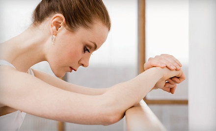 3 Booty Barre Group Classes (a $75 value) - Breathe Pilates in Mt. Pleasant