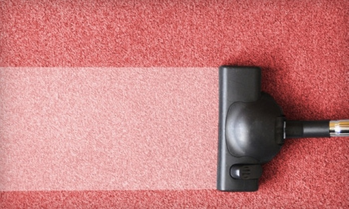 B-Dazzled Carpet Cleaning - Charlottesville: $44 for Carpet Cleaning in Three Rooms ($189 Value) or $85 for Entire-House Carpet Cleaning ($280 Value) from B-Dazzled Carpet Cleaning
