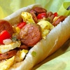 Mad Dogs Cafe - Pacific Beach: $20 Worth of European Beachside Grub at Mad Dogs Café