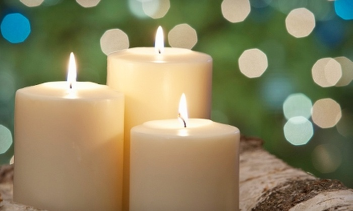 Piney Creek Candles  - Bastrop: $7 for $15 Worth of Candles and Gifts at Piney Creek Candles in Bastrop
