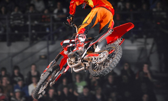 Abbotsford Entertainment & Sports Centre  - Abbotsford Centre: $12 for the Motopsycho Mania Event at Abbotsford Entertainment & Sports Centre on January 29 at 7:30 p.m. ($25 Value)