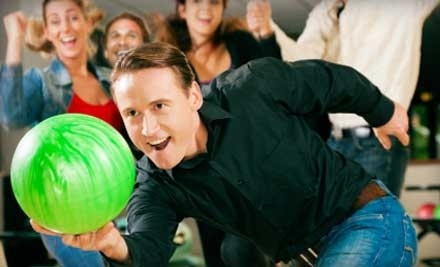 Valley Lanes & Rec Center: 3 Games of Bowling, 1 Shoe Rental and Large Soda - Valley Lanes & Rec Center in Brandon