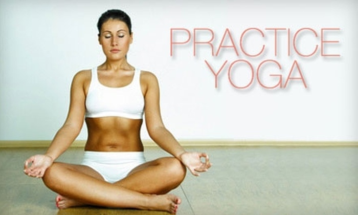 NY Loves Yoga - Upper West Side: $25 for Three Classes at NY Loves Yoga