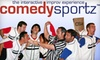 ComedySportz - Downtown San Jose: $7 Ticket to Improv Show at ComedySportz