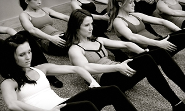 Pure Barre Hillcrest - Hillcrest: $49 for Five Classes at Pure Barre Hillcrest ($105 Value)