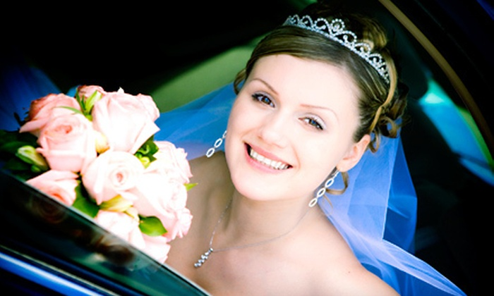 Ride Man Ride - Northwestern Precinct: $90 for Three Hours of Wedding-Chauffer Service from Ride Man Ride in St. Paul ($195 Value)