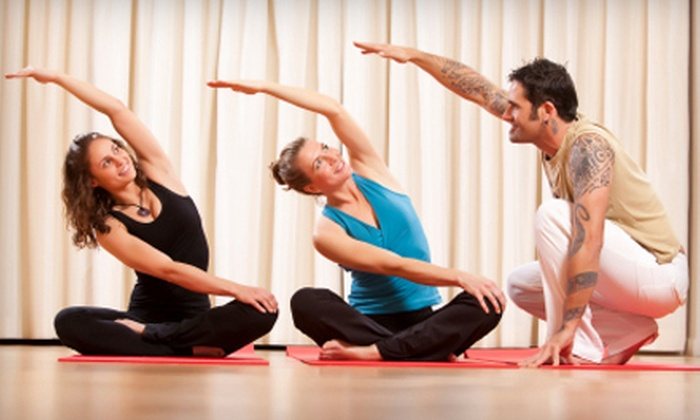 Yoga Etc. Studio - Jungle Terrace: $20 for Five Classes at Yoga Etc. Studio in St. Petersburg ($50 Value)