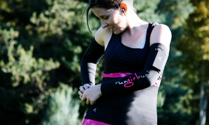 Run Girl Run - Port Dalhousie: $30 for $60 Worth of Running Apparel and Accessories at Run Girl Run