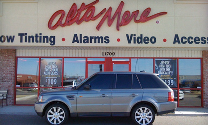 Alta Mere - South Oklahoma City: $99 for a Full Viper Car Tinting at Alta Mere (Up to $229 Value)