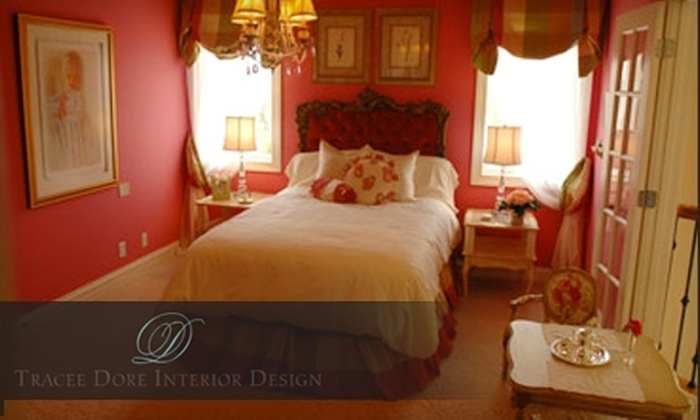 Tracee Dore Interior Design - Oakley: $75 for Two Hours of Interior Design Consultation and Redecorating Services from Tracee Dore Interior Design