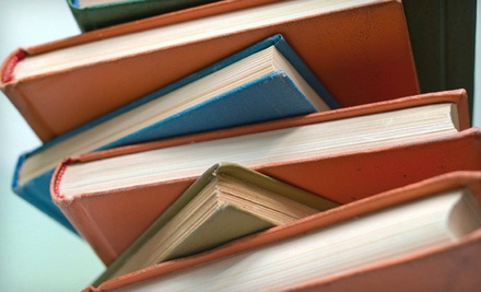 $25 Groupon to Bank of Books - Bank of Books in Ventura