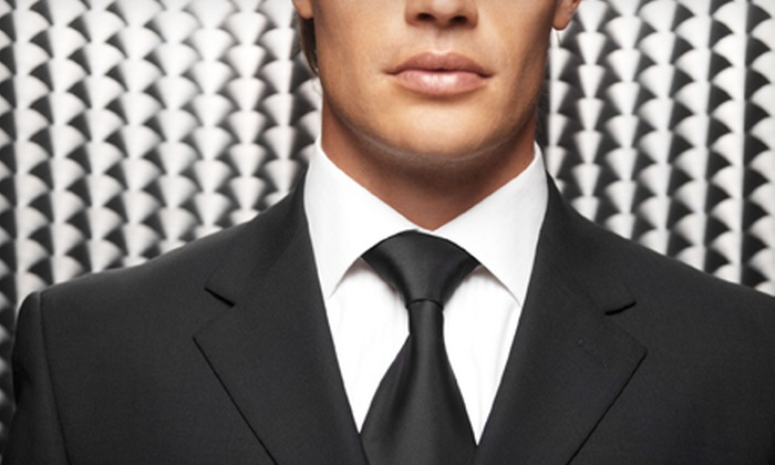 Rulls Clothing From Italy - Cambridgeport: $595 for a Complete Men's Custom-Tailored Suit from Rulls Clothing From Italy in Cambridge (Up to $1,644 Value)
