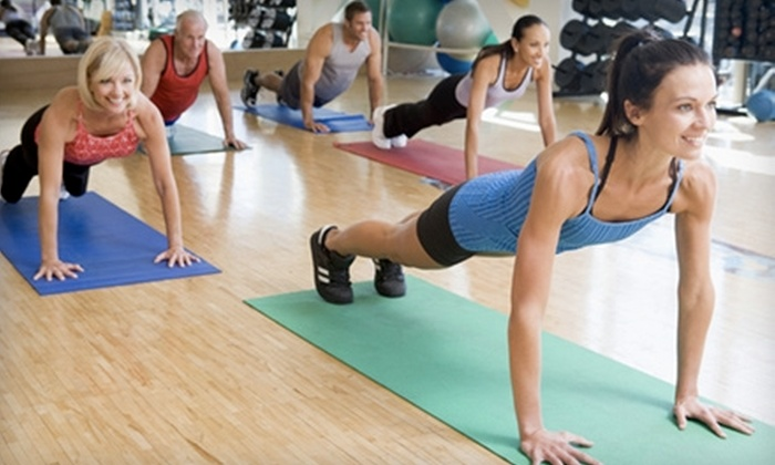 Schulein Fit Enterprises - Multiple Locations: $39 for Five Fitness Classes at Schulein Fit Enterprises (Up to $100 Value)