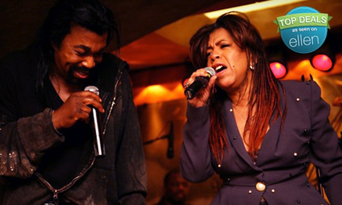 Ashford & Simpson's Sugar Bar - Upper West Side: $39 for a Night Out with Soul Food, Drinks, and Performance for Two at Ashford & Simpson's Sugar Bar (Up to $108 Value)