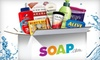 Soap.com (Amazon): $10 for $20 Worth of Health and Beauty Essentials from Soap.com