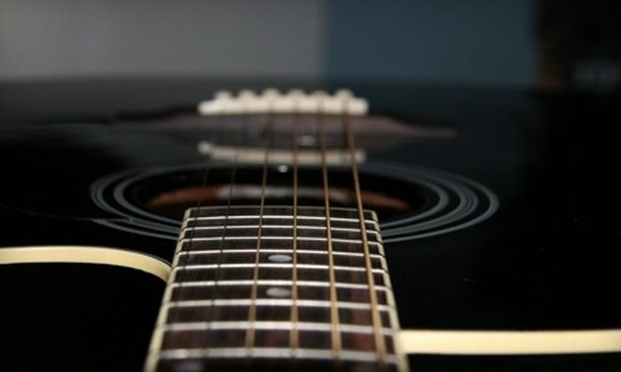 Baton Rouge Guitar Lessons - Baton Rouge: $40 for Four Private 30-Minute Guitar Lessons at Baton Rouge Guitar Lessons ($92 Value)