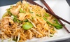 Lada Thai Restaurant - Arcade Creek: $15 for $30 Worth of Thai Fare and Drinks at Lada Thai in Citrus Heights