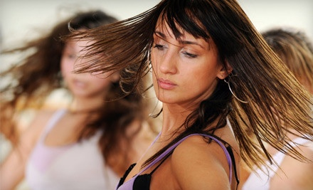 10 Zumba Classes (a $60 value) - Almas Del Ritmo Dance Company LLC in Saint Louis