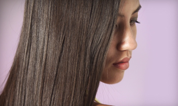 HotBoxsalon - Paradise: $30 for a Haircut, Style, and Deep-Conditioning Treatment at HotBoxsalon (Up to $110 Value)