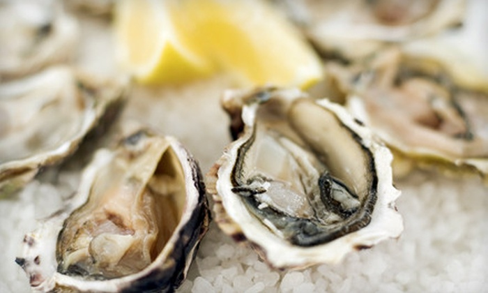 Brasserie Julien - Yorkville,Uptown,Upper East Side: $39 for Two Dozen Oysters and Two Signature Cocktails at Brasserie Julien (Up to $120 Value)
