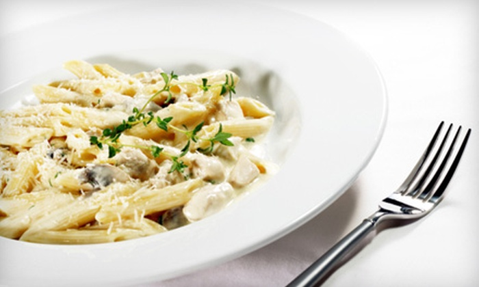 Maria's Restaurant - Sheepshead Bay: $25 for Four-Course Prix Fixe Italian Dinner for Two at Maria's Restaurant in Brooklyn ($57.90 Value)