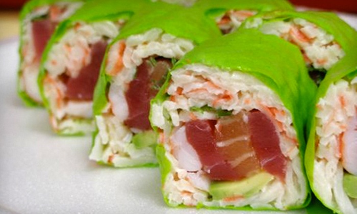 Bonzai Sushi Express - New Orleans: $10 for $20 Worth of Sushi at Bonzai Sushi Express in Chalmette