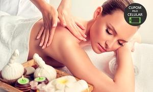 Estética Dra. Sandra Regina : 4, 8 ou 12 sessões de massagem relaxante ou terapêutica na Estética Dra. Sandra Regina – Asa Norte